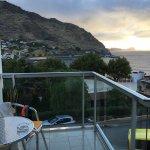 Balcony in room 2