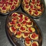 Bruschettine al pomodoro