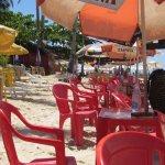 Barraca Maré Mansa - praia dos Coqueiros - Trancoso