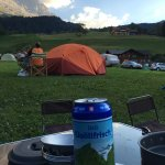 Photo de Camping Eigernordwand
