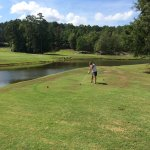 Golf and campground