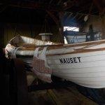 Old lifesaving boat