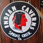 Indian Caverns Foto