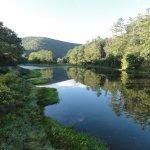 Pine Creek near Cedar Run Inn