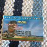 Rodi's business card