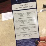 Prices for Disneyland tickets