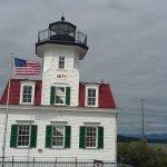 The Esopus Meadows Lighthouse