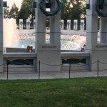 National World War II Memorial Foto