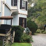 Foto de Architect's Inn - George Champlin Mason House
