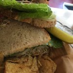Sandwich order.
