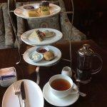 Afternoon Tea @ Club Lounge