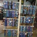 Blue Beads