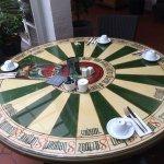 Kong Arthur table