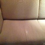 disgusting sofa.