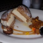 Butterscotch Ice Cream Sandwich – Sorghum Molasses Cookies, Caramelized Pineapple