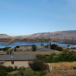 The Columbia River - The Dalles Dam