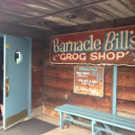 Barnacle Bill's entry deck