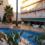 Hotel Colonial de 3 estrellas Céntrico. Playa y zona comercial