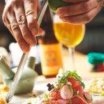 Ceviche på Eatery Social Skanstull