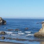 Sunset Oceanfront Lodging Foto