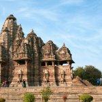 Excellent Architecture of Khajuraho Temple