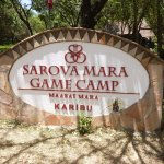 Foto de Sarova Mara Game Camp