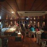 Foto di Tiko's Floating Restaurant