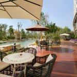 Wyndham Hotel Qingdao Foto