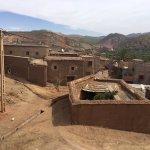 Inside a Berber Village