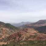 View in the Atlas Mountains
