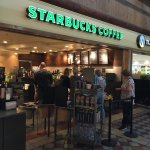 Starbucks - booth