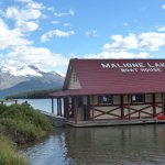 Maligne Lake near Jasper