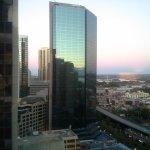 6am looking out towards Circular Quay