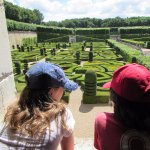 Visit to nearby Villandry