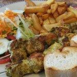 Wonderful Chicken Kebab ☺