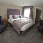 Chimney Corner Hotel Bedroom