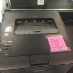 "Printer did not work for over two weeks and staff was not ""authorized"" to print anything out."