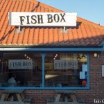 The Fish Box in Whitby opposite the co op supermarket.