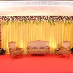 IVY Banquet hall & stage can be decorated according to your choice.