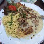 Pfifferlingrahmschnitzel