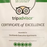 TripAdvisor Certificate of Excellence 2015
