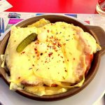 Croûte au fromage 😀