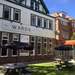 Wards hotel is a spacious detached Edwardian Property