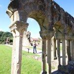 Rievaulx Abbey Foto
