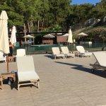 zen (adult) pool in villagio