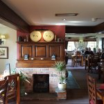 main bar and restaurant