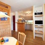 3-Zimmer-Appartement: Küche