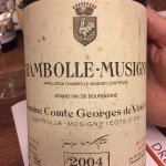 Chambolle-Musigny 2004, Magnum