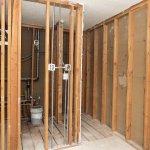 total gut job renovations!
