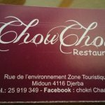 Photo of Chouchou